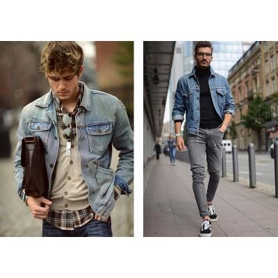 Как собрать классный мужской гардероб?