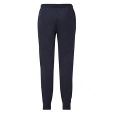 Мужские легкие штаны на манжете