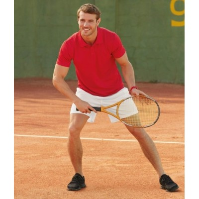Мужская футболка поло спортивная