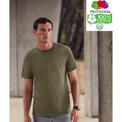 Мужская футболка плотная