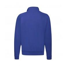 Мужской свитер на молнии премиум