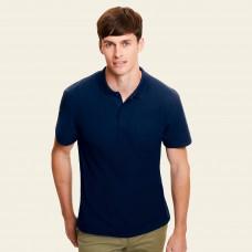 Мужская футболка поло Original хлопок Fruit of the loom