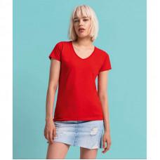 Женские футболки с V-образным вырезом Iconic