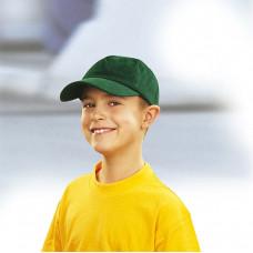 Детская пятипанельная кепка