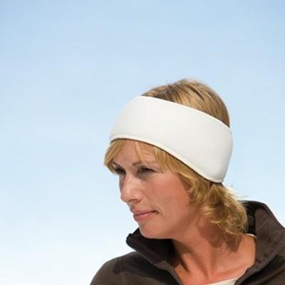 Флисовая повязка на голову