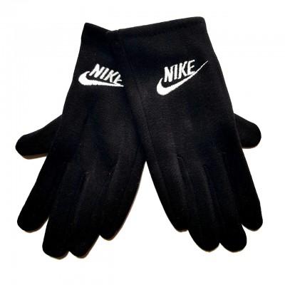 Детские перчатки Найк на флисе